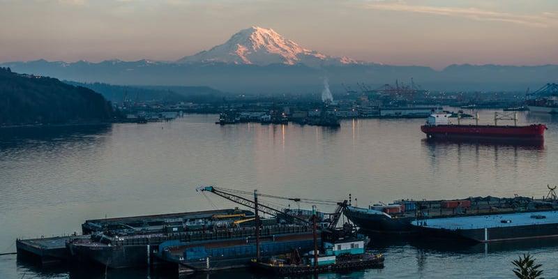 Tacoma Drone Photography