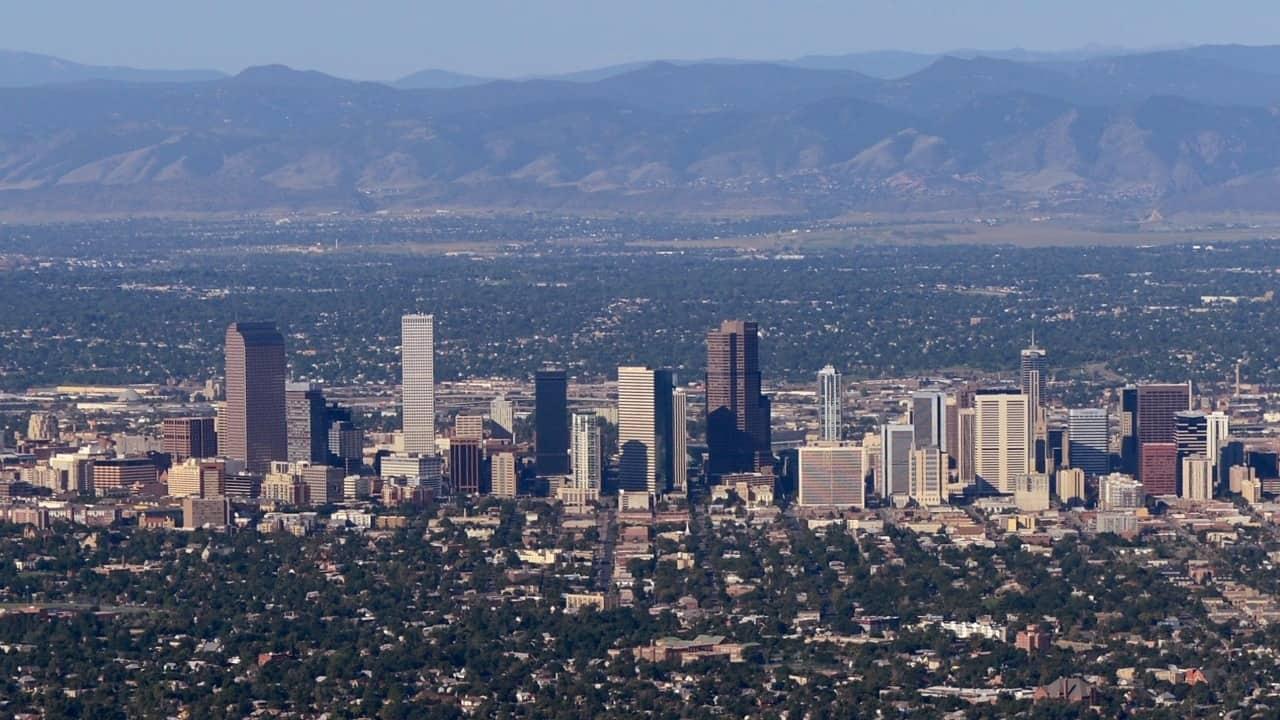 Denver Drone Photography