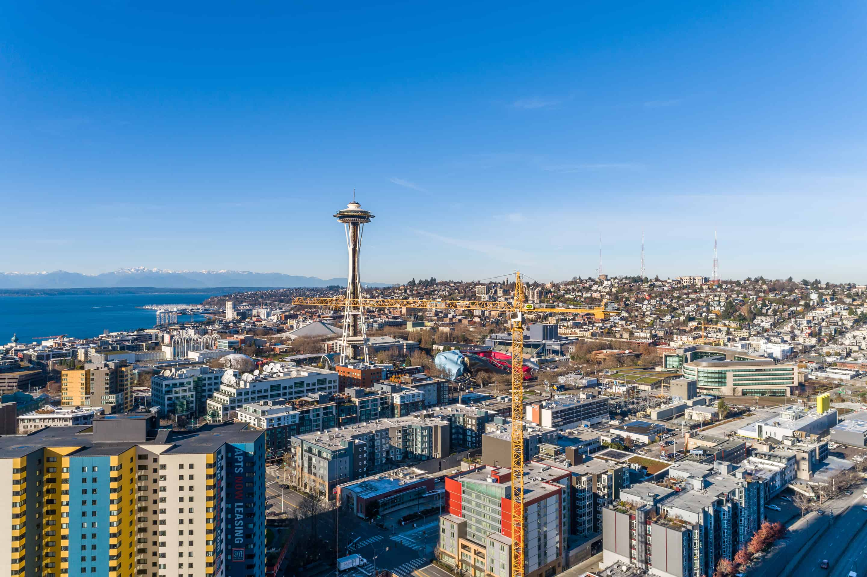 Seattle Drone Photography